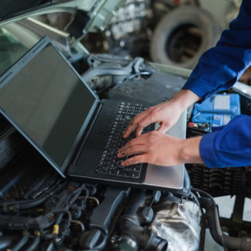 Vehicle Scans Mean Safe Repairs