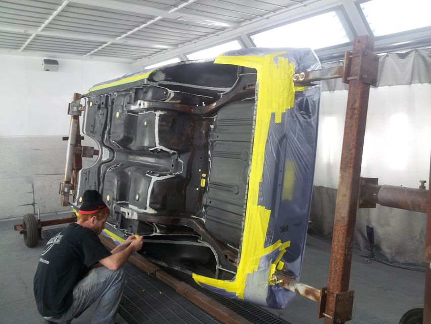 A Guide to the Four Levels of Classic Car Restoration